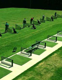 Driving range là phần sân tập golf