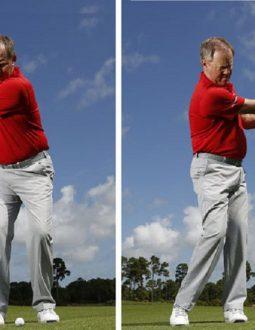 dụng cụ swing golf