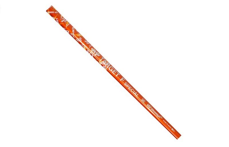 Trục chính của gậy được làm bằng UST Mamiya, chất liệu cacbon