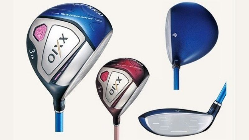 Mẫu gậy golf Fairway XXIO