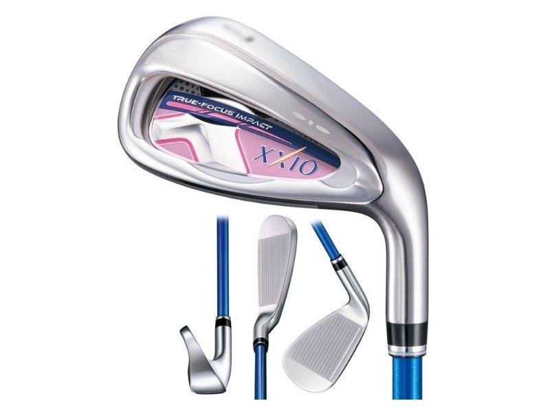 Gậy đánh golf Iron set 5-9 P,A,S XXIO MP1000 Flex L