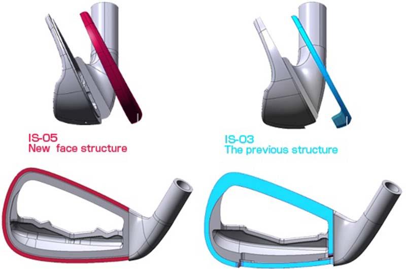 Mặt gậy có khả năng đàn hồi và độ võng hỗ trợ lực đẩy tốt
