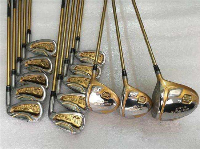 Bộ gậy luôn sẵn sàng làm hài lòng cả những golfer khó tính nhất