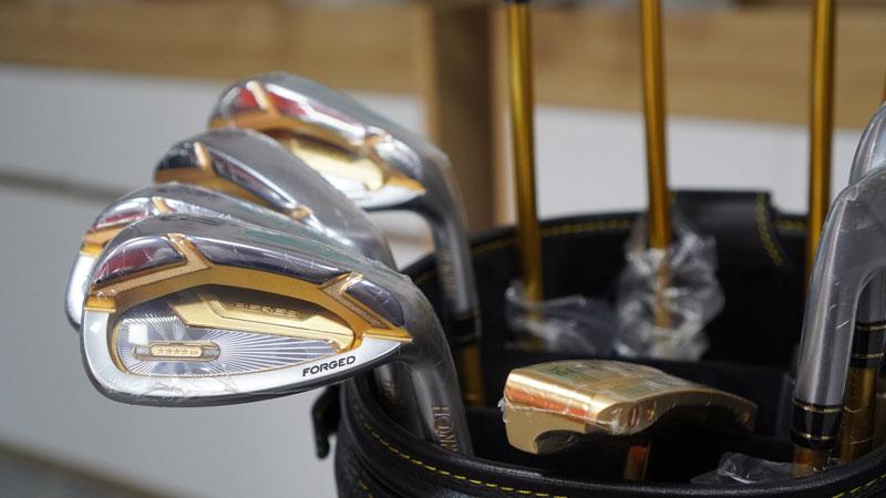 Gậy golf Honma thể hiện đẳng cấp người dùng
