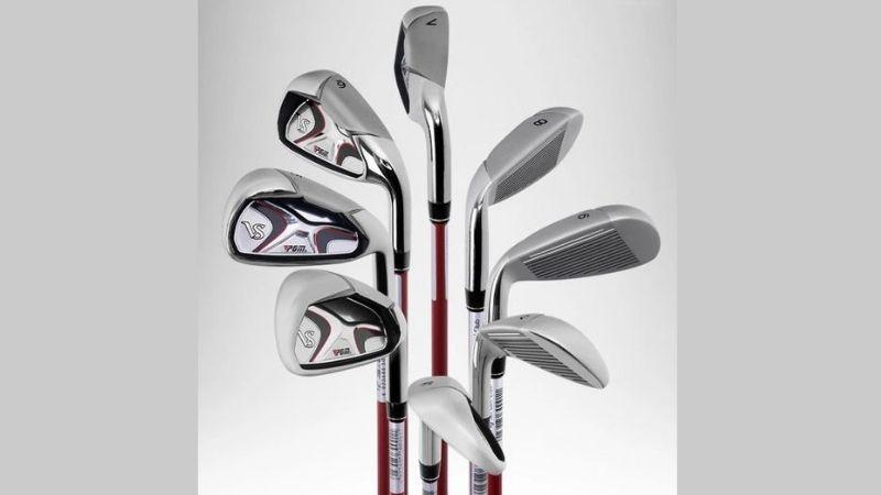 Mẫu gậy phù hợp với mọi golfer