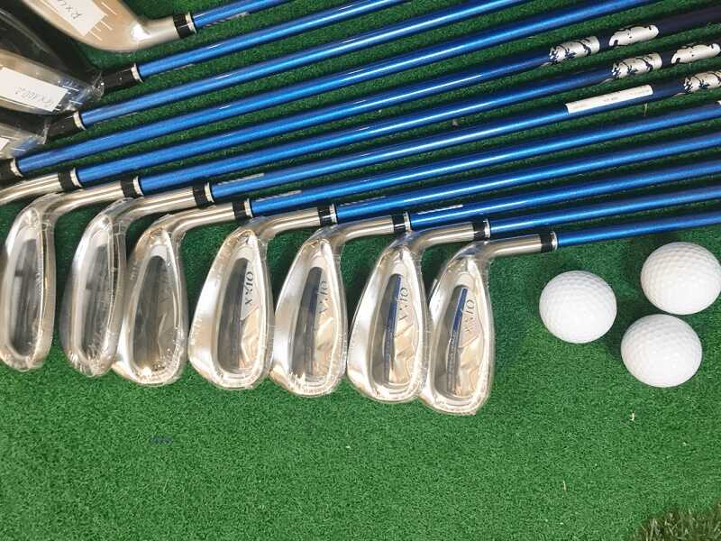 Bộ gậy full set Irons XXIO MP1000 Lady