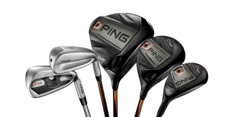 Dòng gậy golf Ping G400