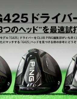 Set gậy Ping g425