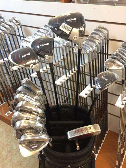 Bộ gậy golf nam fullset TaylorMade M4
