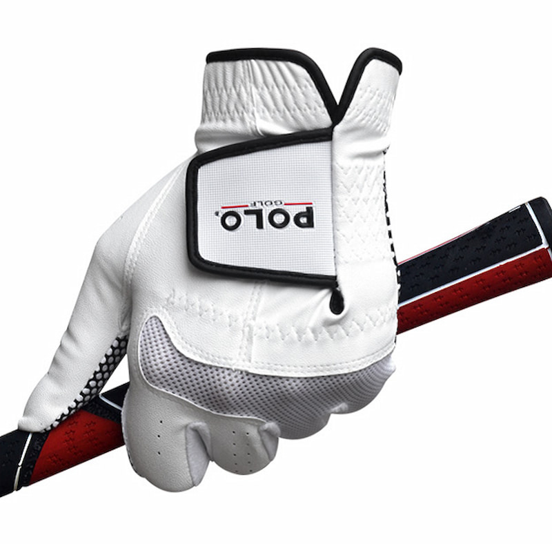 Găng tay Polo với chất liệu da cao cấp đem đến những cú đánh chính xác