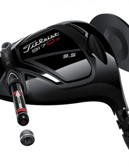 Gậy golf Driver Titleist 917 D2 Red 40L - Nữ