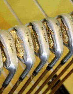 Gậy golf Honma 4 sao Iron Sets IE-03 Lady