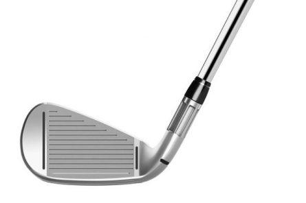 Thiết kế tối ưu giúp gậy golf Iron Sets Taylormade M4 (Steel) đưa bóng đi xa hơn