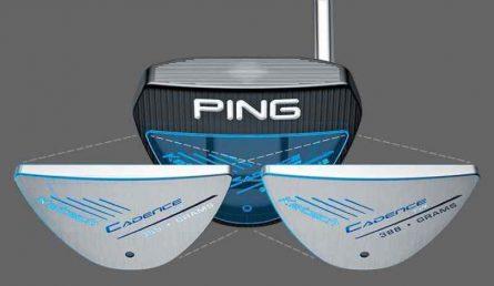 Gậy golf Putter Ping Cadence TR