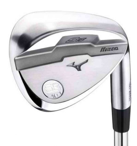 Gậy golf Wedge Mizuno S18 White Satin