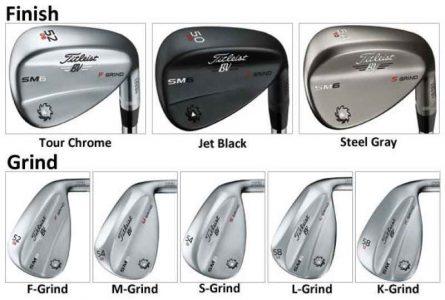Gậy golf Wedge Titleist Vokey SM6