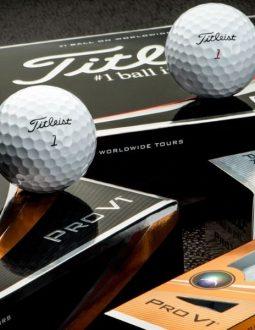 Bóng golf mới mang lại hiệu suất chơi tốt nhất