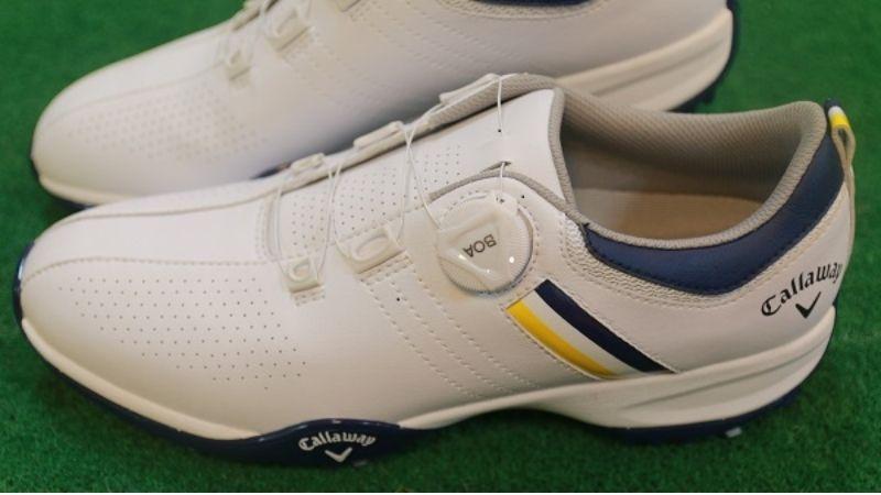 Các golfer đánh giá rất tốt về mẫu giày LS Boa