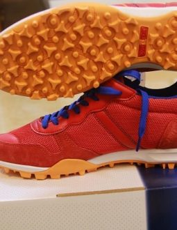 Giày golf Nam Kappa Jocatar đỏ