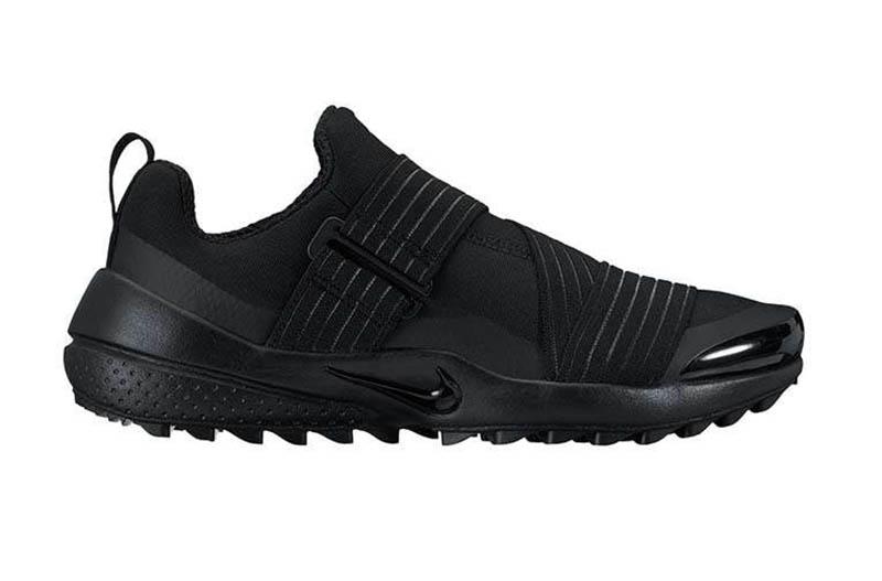 Mẫu giày Nike Air Zoom Gimme màu đen sang trọng và lịch lãm