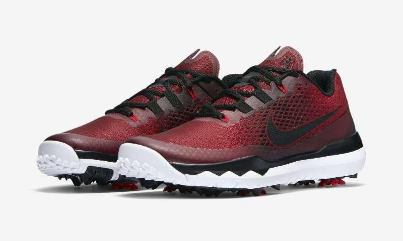 Giày Nike TW '15 phiên bản màu đỏ sẫm