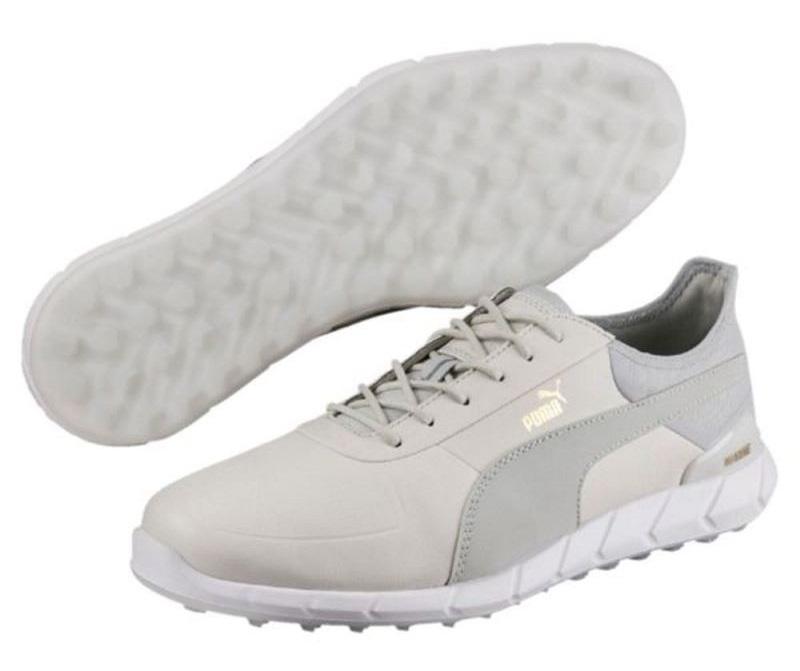 Mẫu giày Puma IGNITE Spikeless LUX với kiểu dáng trang nhã