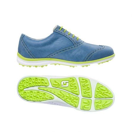 Giày Golf Nữ FootJoy Lopro Casual Blue
