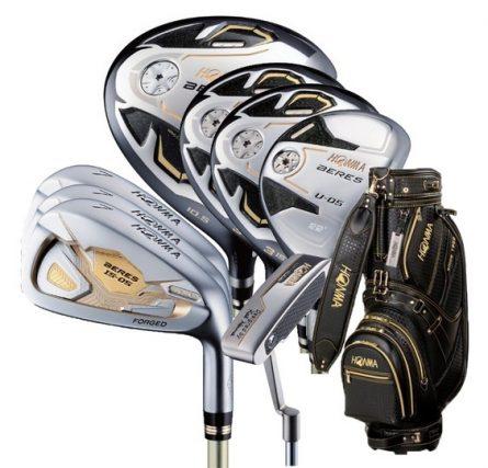 Bộ gậy golf Fullset Honma S-05 2 Sao (14 gậy)