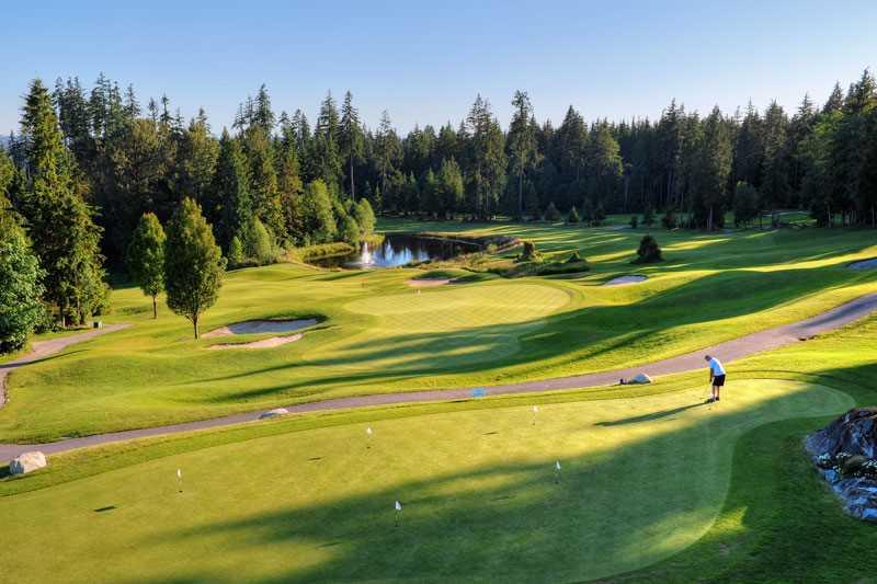 Golf course phân loại theo yếu tố môi trường