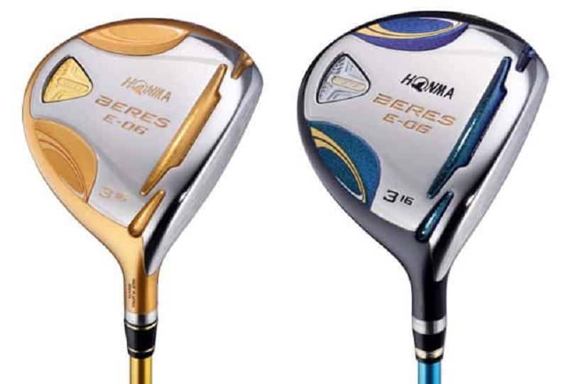 Gậy Golf Honma Beres S06 được thiết kế theo kiểu Head Club, tức là phần đầu gậy được thiết kế thấp và sâu hơn phần trọng tâm của gậy giúp các golfer có thể tạo ra được những quỹ đạo bóng tốt nhất có thể