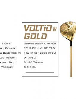 gậy Driver Katana Voltio IV Golf