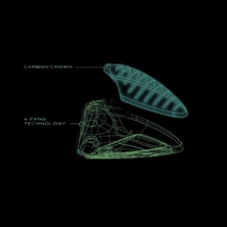 Cấu tạo đầu gậy Honma TW747