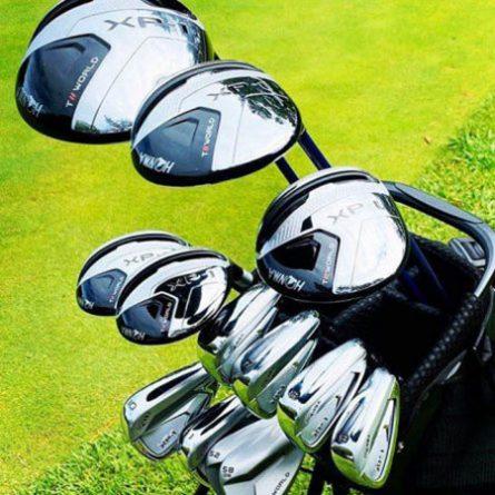 Bộ gậy golf fullset Honma Tour World XP1