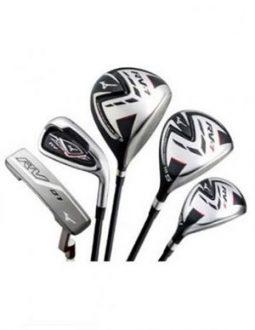 Bộ Gậy Golf Fullset Mizuno RV7 Chính Hãng, Tặng Kèm Túi Gậy