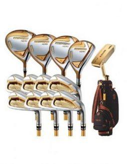 Bộ Gậy Golf Fullset Honma New Beres BE07 5 Sao Cam Kết Chính Hãng