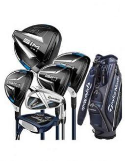Bộ Gậy Golf FullSet TaylorMade SIM Max Giảm Ngay 15 Triệu