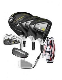 Bộ Gậy Golf FullSet TaylorMade M2 (11 Gậy + Túi) Chính Hãng