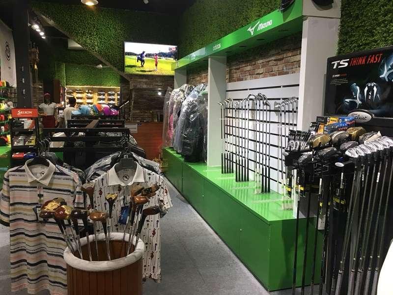 Golfsports shop - một trong những địa chỉ bán đồ golf tốt tại Hồ Chí Minh