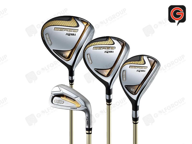 gậy golf fullset Honma Beres BE07 2 sao