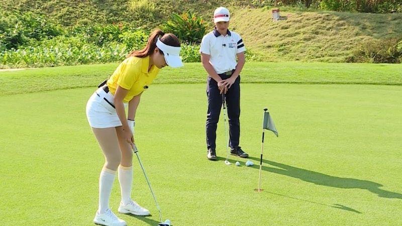 Học hỏi kinh nghiệm từ những golfer chuyên nghiệp
