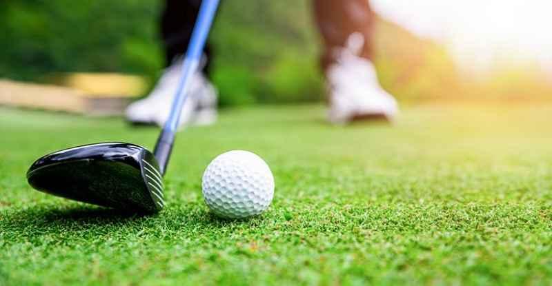 Học đánh golf ở Hà Nội tại sân golf của Nguyễn Thái Dương