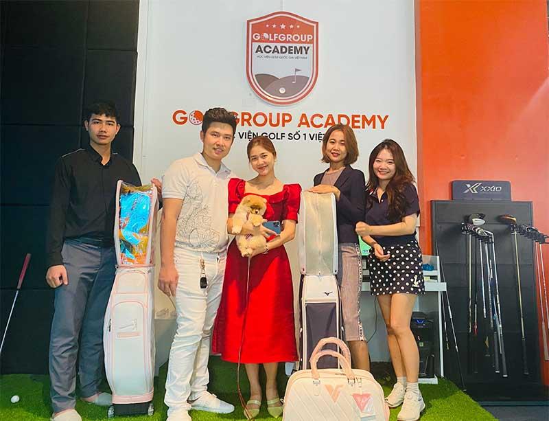 Golfgroup Academy là trung tâm đào tạo đánh golf nổi tiếng số 1 tại Việt Nam hiện nay