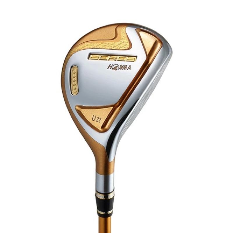Dòng gậy Beres B07 5 sao rất phù hợp cho các golfer có thể trạng vừa phải