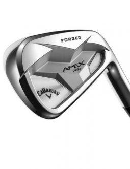 Irons Callaway APEX Pro 19