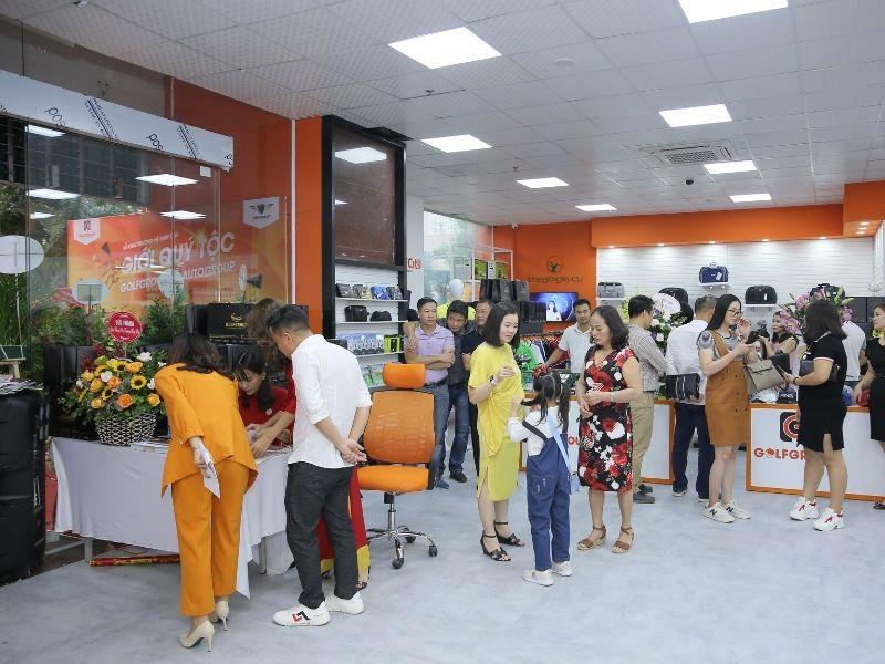 Địa chỉ mua gậy golf hàng đầu tại Việt Nam - Golfgroup