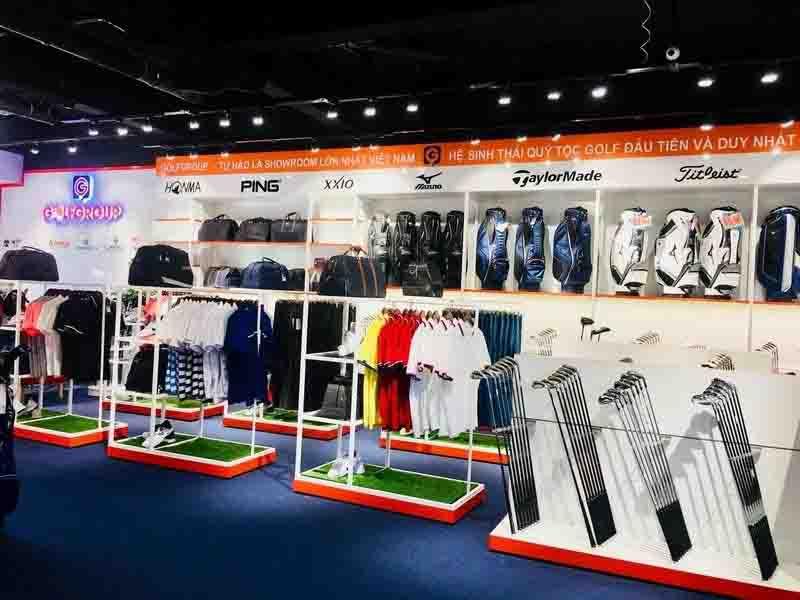 Cửa hàng Golfgroup