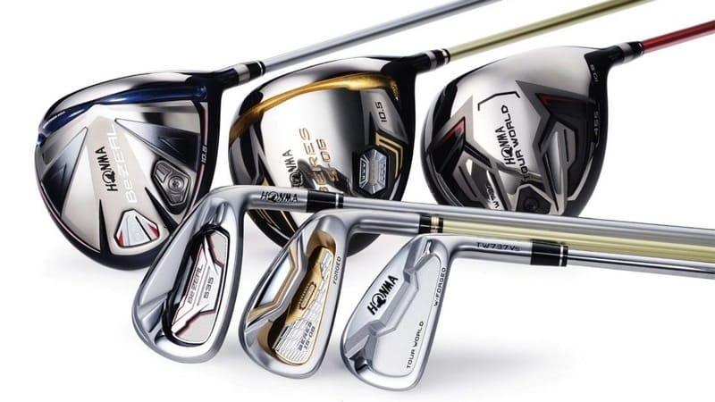 Honma là một hảng sản xuất gậy golf uy tín