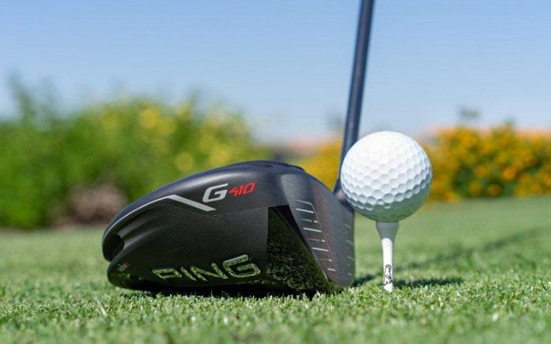 Ping G410 có công nghệ New Counter- Balanced Shaft