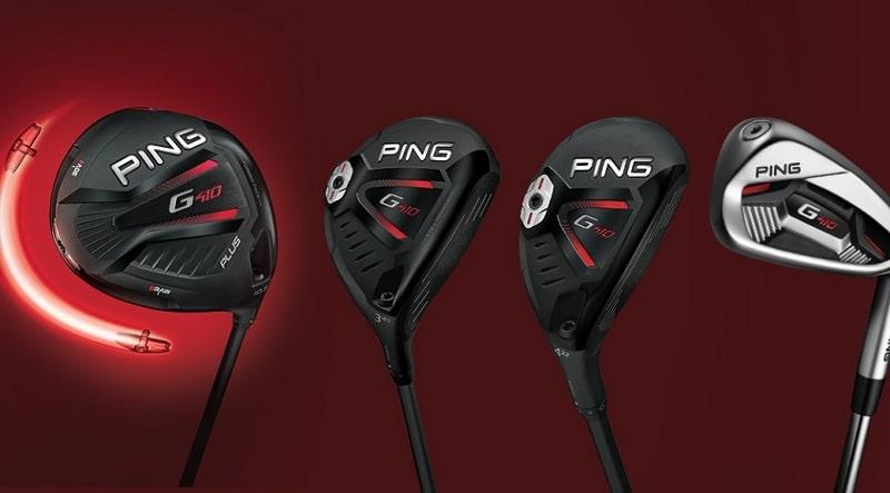 Gậy golf Ping G410 Plus Driver