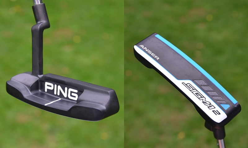 Gậy Putter Ping Sigma 2 Anser
